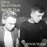 Local Selection Mix #3: Maze DJs