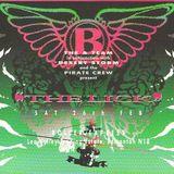 DJ Randall w/ Moose, Five-O & Navigator - Desert Storm 'The Lick' - Roller Express - 26.2.94