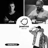 jovani@club radio show # 395 (Jovani|Morkus|Donatello) (2015 11 07)