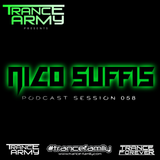 Trance Army Podcast (Exclusive Guest Mix Session 058 Nico Suffis)