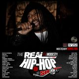 DJ MODESTY - THE REAL HIP HOP SHOW N°252 (Hosted by KING RA)