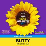 Set 6 | 19.00 | 20.00 | Butty | Rejuvenation All Dayer 2017 | 19.08.17