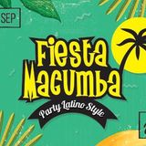 "DJ Lalo ""El Bandido"" at Fiesta Macumba in Annabel Rotterdam part 1"
