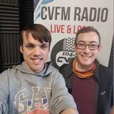 Smart Meters - Aidan Prince CVFM Breakfast