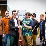 Pete on The Corner with Wojtek Mazolewski Quintet Live // 14-04-17