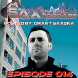 DJ Sax (Official) Podcast: Episode 014