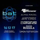 Simon Patterson Live @ Groove, Buenos Aires. Argentina 16-12-2017