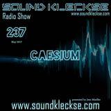 Sound Kleckse Radio Show 0237 - Caesium