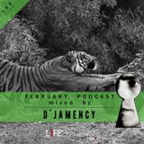 LSR Podcast 016 With D'Jamency