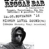 Panda Basel Supa-Dupa Reggae Bar feat.Higher Level Sound - 60mins Strictly Vinyl Set - 05112016pt.1