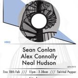 Sean Conlan @ Kitchen Sync #002