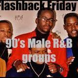 Flashback Friday 14     90's Male R&B groups