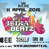 DJ JOSE Live Set @ Ibiza Beatz (11 - 04 - 2015)