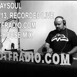 04/20/13- deejaysoul, Live on DTFRadio.com, Tech House Mix