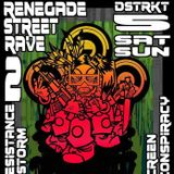 BOOMTOWN 2016 - RENEGADE STREET RAVE - DJ RESIST - JUNGLE / DnB