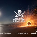 Strömer pres. Journey for the Future: We are Pirates of MusicLand Yearmix 2015