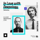 In Love with Deepology @ Megapolis 89,5 FM Moscow (05.11.2017)