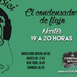 El Condensador de Flujo 04 - 08 - 15 en Radio La Bici