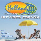 Za: 22-07-2017 | HITVIBES ESPAÑA | HOLLAND FM | MARCO WINTJENS