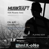 MUSIKRAFT SHOWCASE - Podcast Progression 07 at @mixonefm 2017