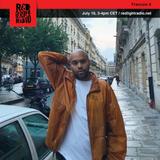 Francois X @ Red Light Radio 07-15-2019