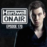 Hardwell - On Air 170.