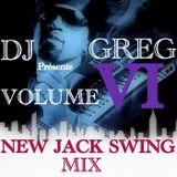 NEW JACK SWING MIX.Volume.6