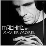 Xavier Morel -mx21- MACHINE MIX