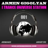 Armage - i Trance Universe Station 001