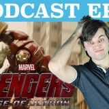 """Is Tony Stark's Character Ruined?"" Avengers: Age of Ultron Podcast"