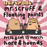 Mr. Scruff & Floating Points DJ set from Hare & Hounds, Birmingham, 15th April 2014