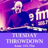 THE TUESDAY THROWDOWN SHOW - BACK ON THE TRACKS