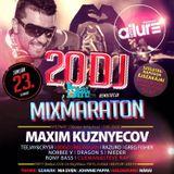 Maxim Kuznyecov - Live @ BeatBird FM - Allure Mixmaraton (2016-01-23)