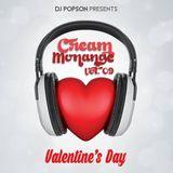 Dj Popson - Cream Monange Vol.09 - Especial Valentine's day