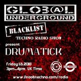 Blacklist #15 by Drumatick (1.6.2018)
