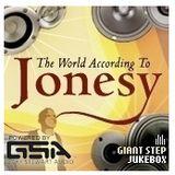 The World According To Jonesy Radio Show Dance Mix #41A