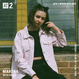 Martha w/ SINES - 14th September 2018