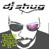 DJ Shug Hip Hop Sessions Radio Show 10-18-2019