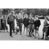 När fotbollen föddes