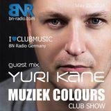 Yuri Kane @ Muziek Colours Club Show (BN Radio)