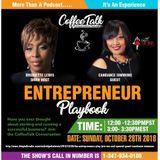 CoffeeTalk Conversations Entrepreneur's Playbook Special Guest Candance Simmons