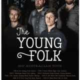 Interview with Anthony from The Young Folk 1 March 2017 on AMwrapped Chart Show.
