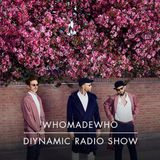 WhoMadeWho – Diynamic Radio Show / May 2017