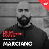 WEEK43_18 Guest Mix - Marciano (IT)