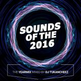 The Sounds Of The 2016 (YEARMIX 2016)