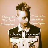 Dj Tabone feat. Jose James on the Soul Chamber (Radio Replay 89.3 FM ATL)