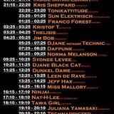 "2nd Anniversary of ""Techno-Paradize"" on www.laut.fm/techno-paradize, 72 hours non stop DJ mixes"