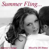 Summer Fling - Lounge Mix