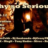 DJ Anakonda - Why so Serious ??? on Electrocution Radio 14.09. 2012