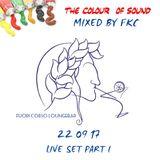 Fuori Corso Loungebar - The Colour of Sound Live Set mixed by FKC - Part I